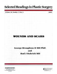 Wounds and Scars - Tulane University
