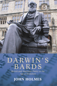 Darwin`s Bards: British and American Poetry in the Age of Evolution