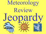 Meterology Review Jeopardy - Hatboro