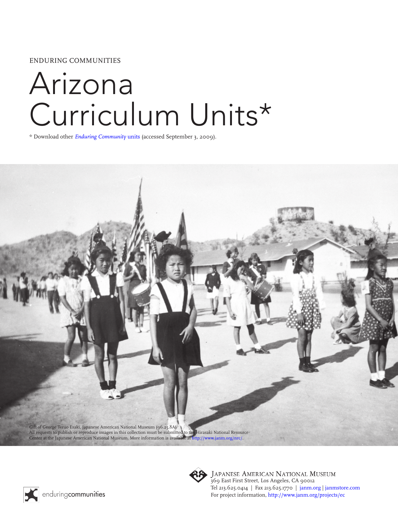 Investigating the Japanese American Experience