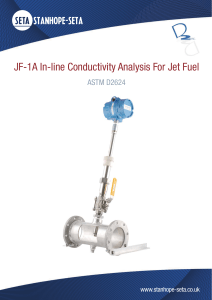 JF-1A Inline Conductivity measurement D2624, ip 274
