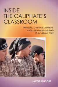 inside the caliphate`s classroom - The Washington Institute for Near