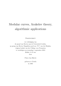 Modular curves, Arakelov theory, algorithmic applications