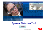 Eyewear Selection Tool