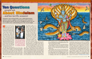 people ask About Hinduism