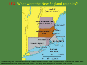 English Colonial Failures in the 1500s