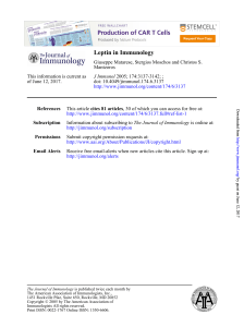 Full Text  - The Journal of Immunology