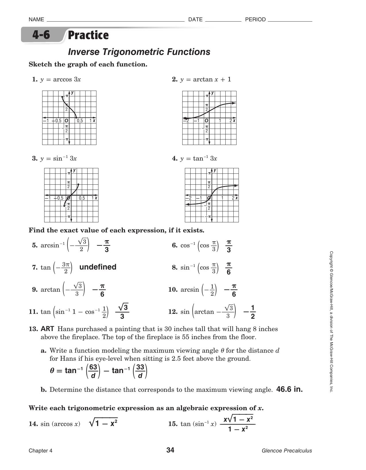 4-6 Practice