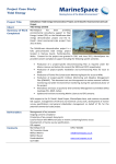Project Case Study: Tidal Energy
