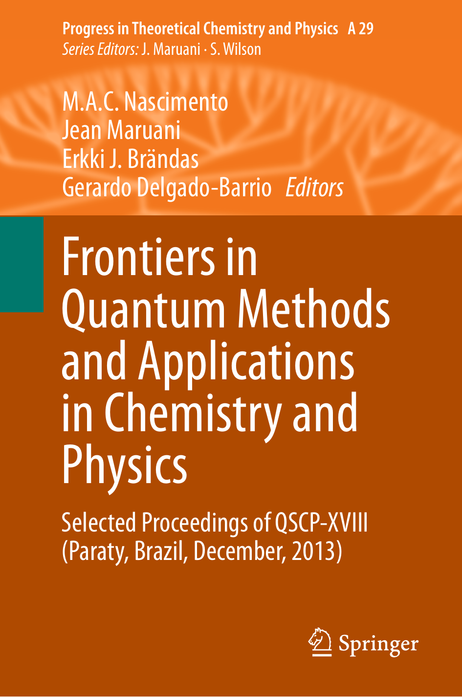 Frontiers in Quantum Methods and Applications in Chemistry and