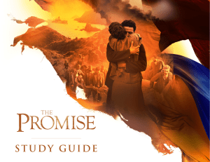 study guide - The Promise To Act