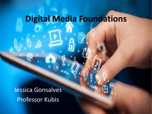 Digital Media Foundations