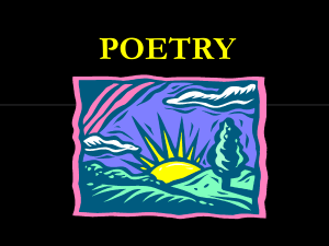 PoetryTerms