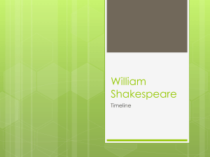 Shakespeare - saijasenglish5