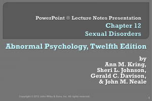PowerPoint Lecture Notes Presentation Chapter 2 Current