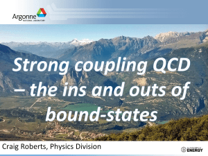 Strong coupling QCD