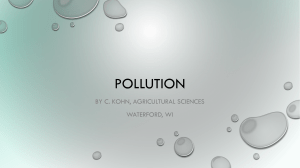 Pollution - S3 amazonaws com