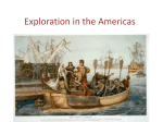 Exploration in the Americas