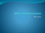 England`s Reformation