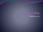 Personality - WordPress.com