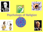 How do Jung`s ideas challenge religious belief?