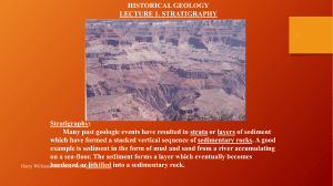 RESEARCH EARTH SCIENCE: EXAMPLE INFORMATION