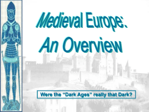 Medieval Overview