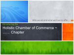 Meetings? - The Holistic Chamber of Commerce
