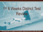 2nd 6 week test review 2015-2016 ppt