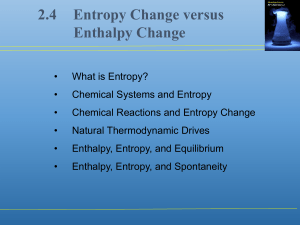 text page 117 2.4 Entropy Change versus