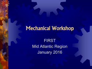Mechanical Workshop - Mid