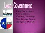 Local Government PPT