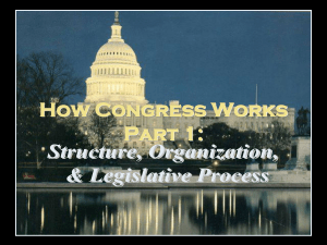 Legislative Committees