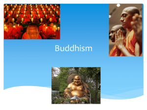 Buddhism - OCPS TeacherPress