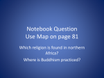 Notebook Question Use Map on page 81