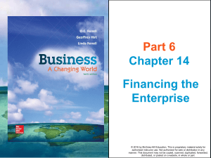 Chapter 1 - Faculty of Business and Economics Courses