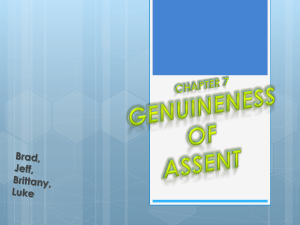 Chapter 7 buisness law presentation