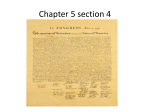 Chapter 5 section 4