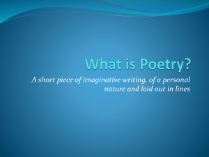 Poetry - WordPress.com