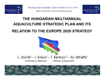 the hungarian multiannual aquaculture strategic plan and its relation
