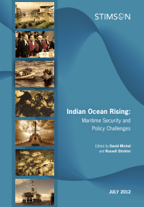 Indian Ocean Rising: Maritime Security and Policy Challenges