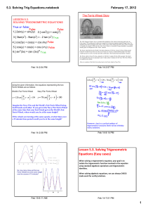 5_3_ Solving Trig Equations SMART NOTES