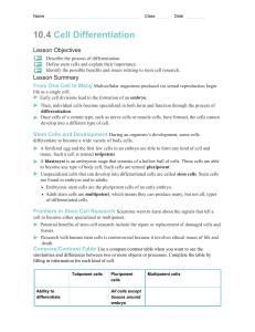 Cytology   studyres.com