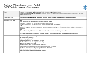 Carlton le Willows learning cycle