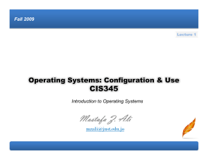 Survery of Operating Systems 2nd Edition