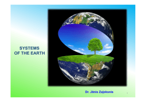 4.LECTURE-Systems of the Earth [Compatibility Mode]