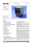 Photocell with housing 06779