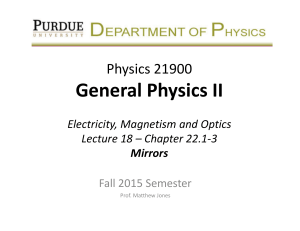 Lecture 18 - Purdue Physics