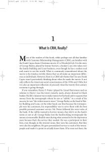 What Is CRM, Really?