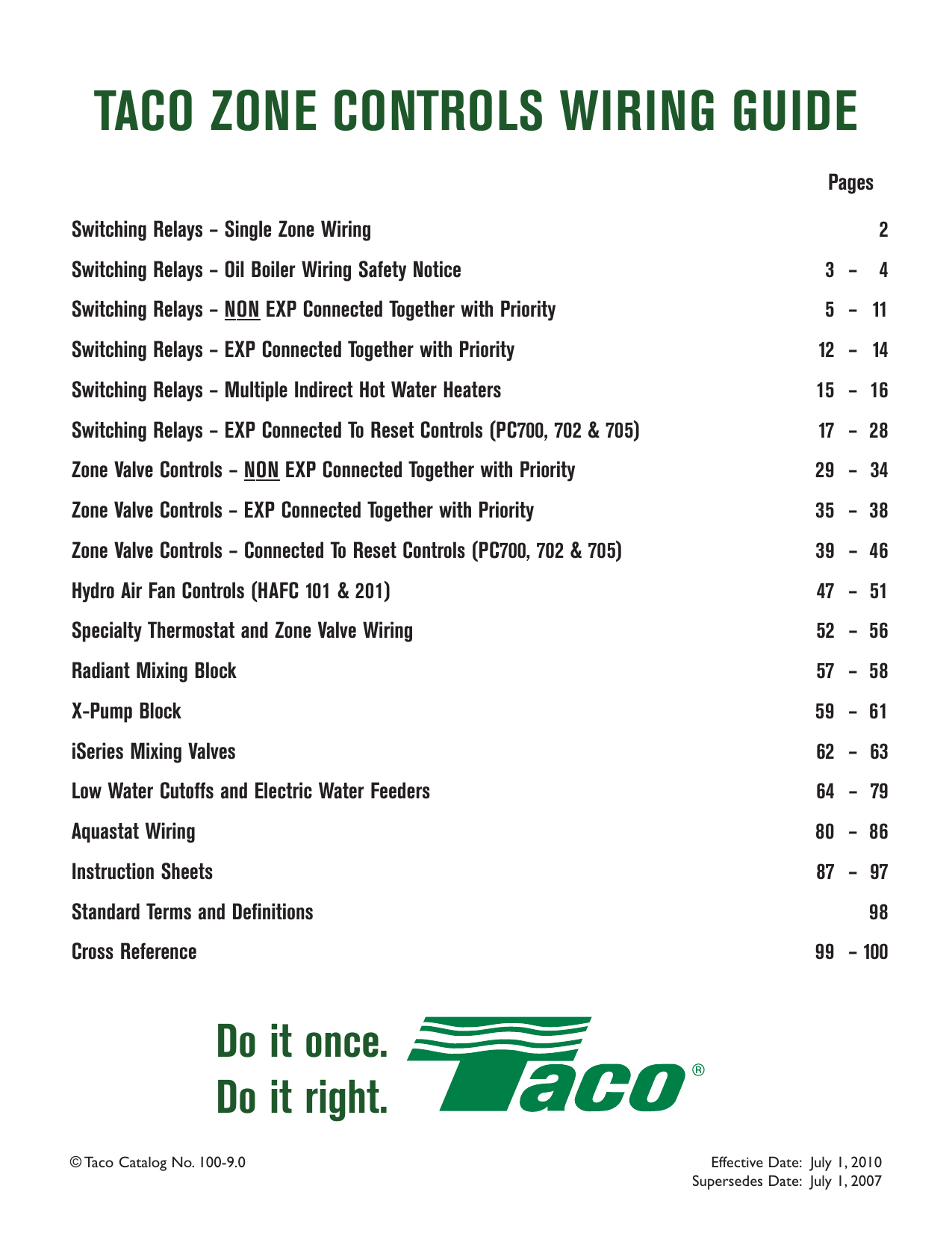 Taco Zone Controls Wiring Guide Argo Relay Diagram 014336083 1 Ae982e149e0d28c155ad5a8a45cb24ca